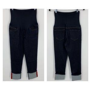 Kut from the Kloth Maternity Jeans Dark Wash J41